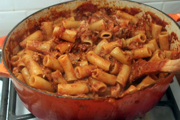 ... -hour meat ragù' - bookmarking this for a big Sunday someday supper