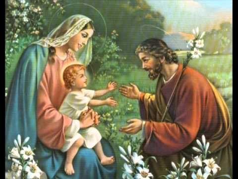 Devoción a Jesús, María y José - Oración para el día ...
