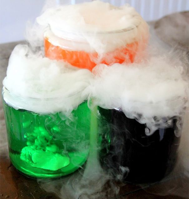 Mad Scientist Potions