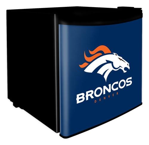 Denver Broncos Dorm Room Refrigerator - Good luck tonight broncos ! #broncos #peyton