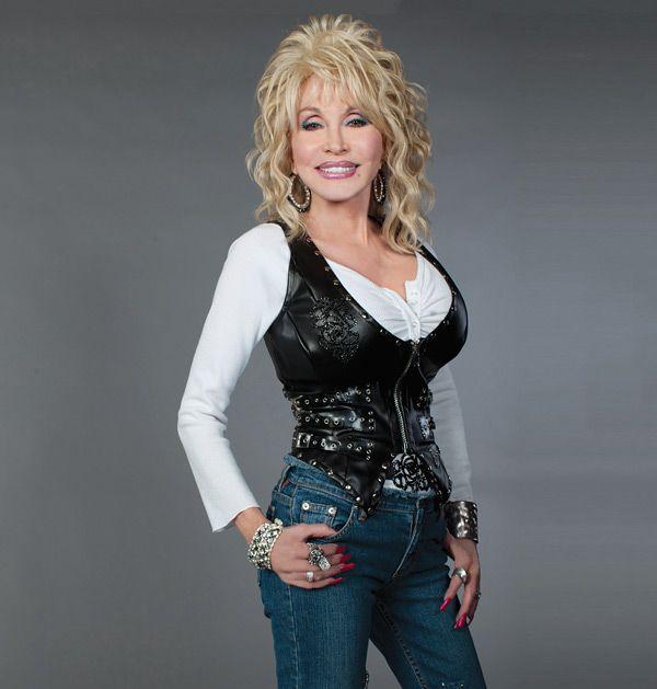 Big Blonde Hair, Dolly Parton
