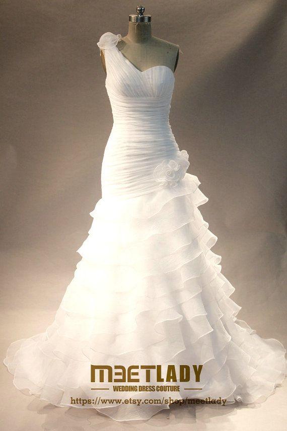 High Quality Elegant Real 2014 Mermaid Sweetheart by Meetbridal, $250.00