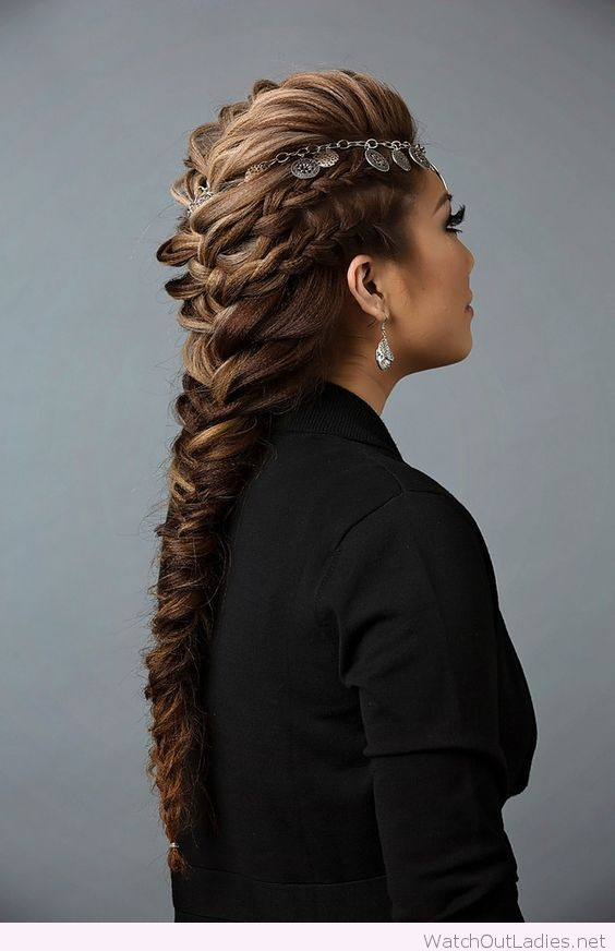 hair styles images 17 best ideas about braid mohawk on 3086