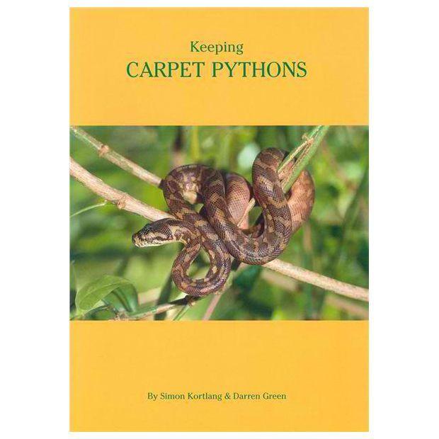 Keeping Carpet-Diamond Pythons (Aust)