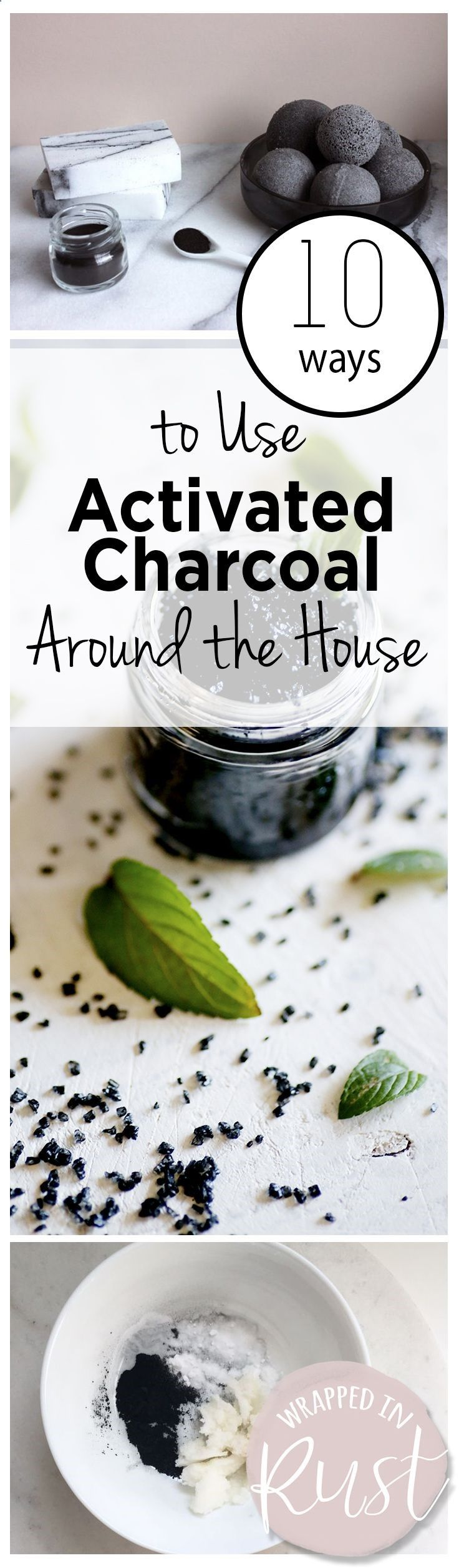 Uses for Activated Charcoal, How to Use Activated Charcoal