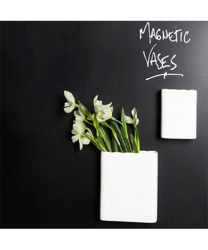 Small Magnetic Vase : Blake and Taylor