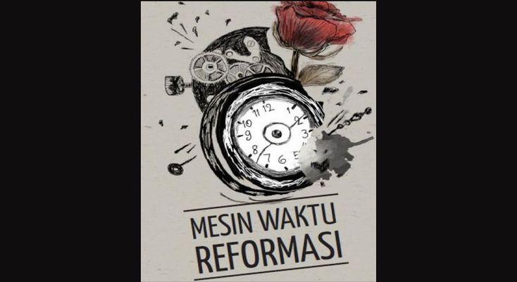 Reformasi Time Machine