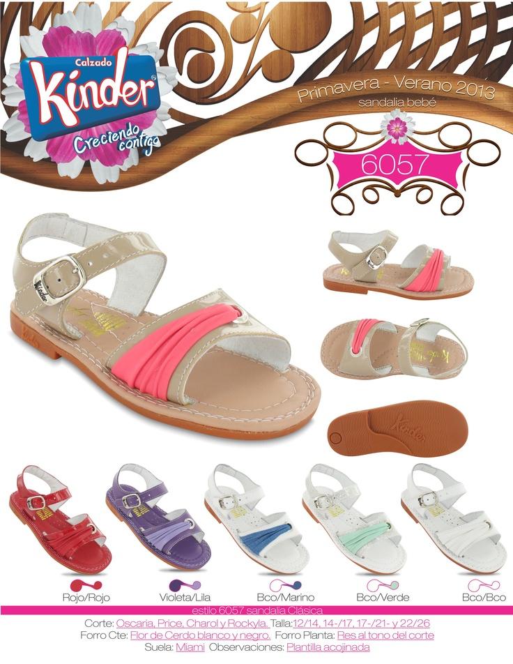 www.calzadokinder.com Spring Summer New Sandals