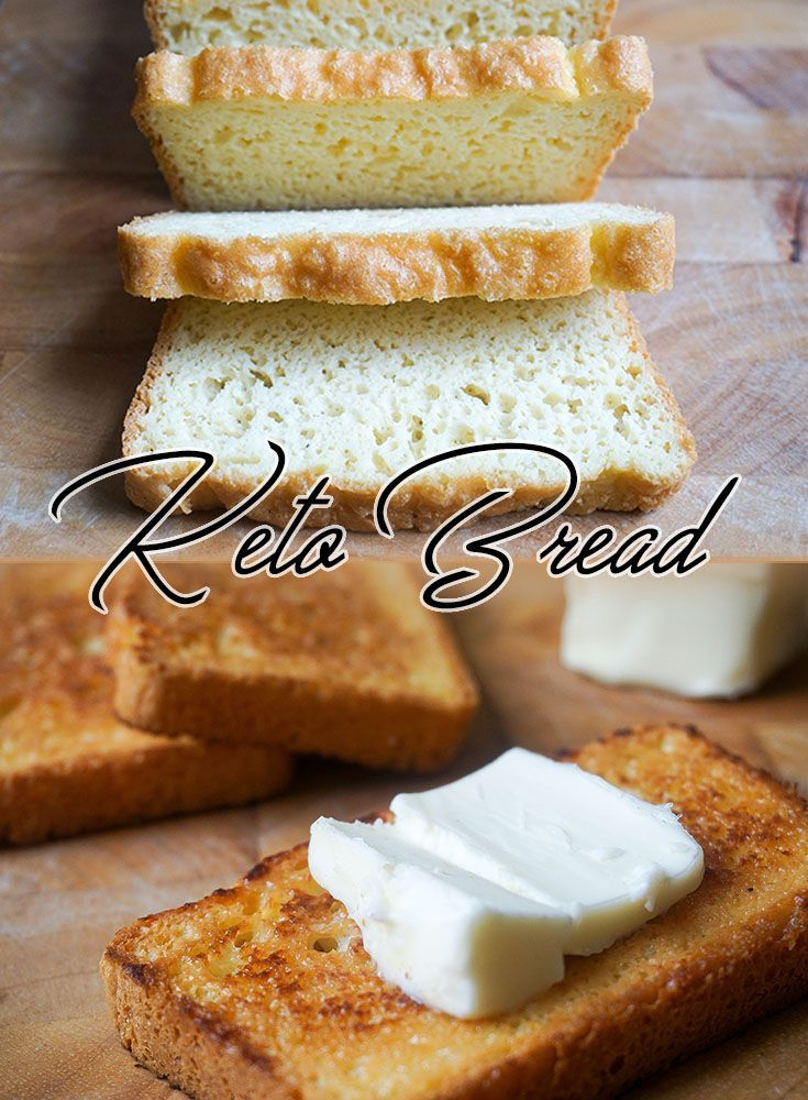 The best keto bread recipe in all the land!                                                                                                                                                                                 Mais