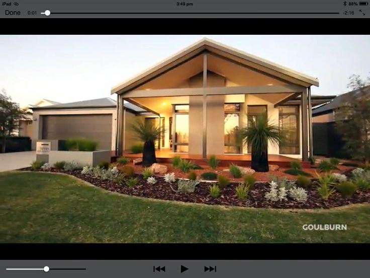 Goulburn Elevation Dale Alcock Australia House House