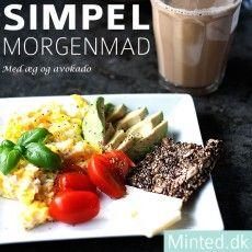 Simpel morgenmad med æg