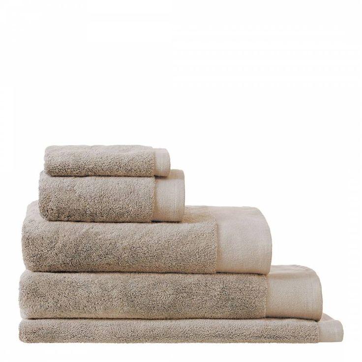 Luxury Retreat Bath Towel Natural Towel, Bath mat, Hand