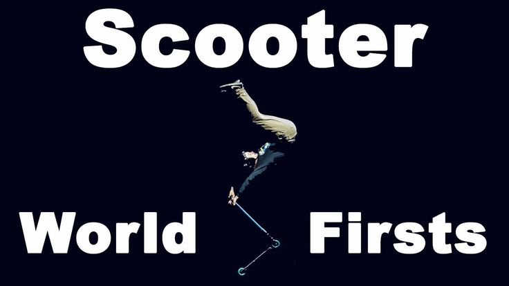 One Night! One Man! 3 World Firsts on a Scooter! Ryan Williams landed a Ruler front-flip, a Cash Roll tail-whip rewind, and an incredible Double front-flip tail-whip