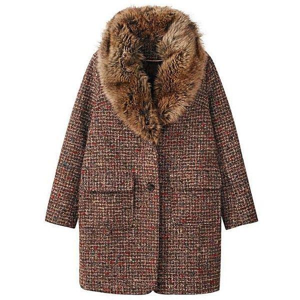 1000  ideas about Brown Fur Coat on Pinterest | Vintage fur coat