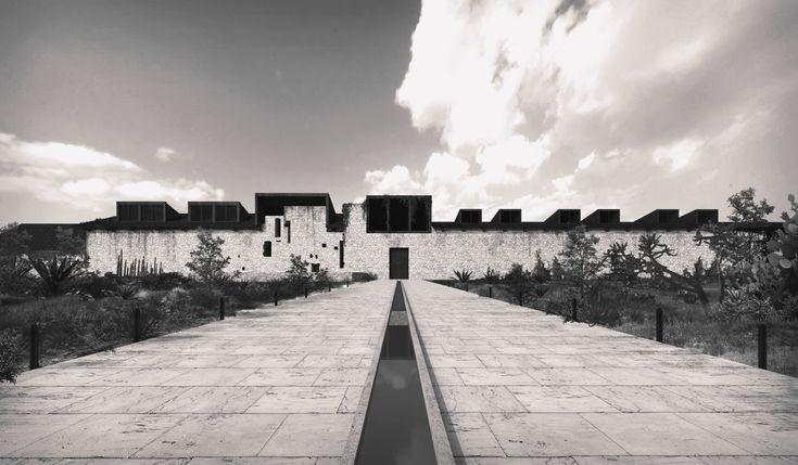 Ricardo Saher · Arts & Spectacles Centre - Cinco Señores - Pozos