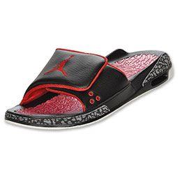 Jordan retro 3 hydro slide #sandals #ForYourNakedFeet #FinishLine