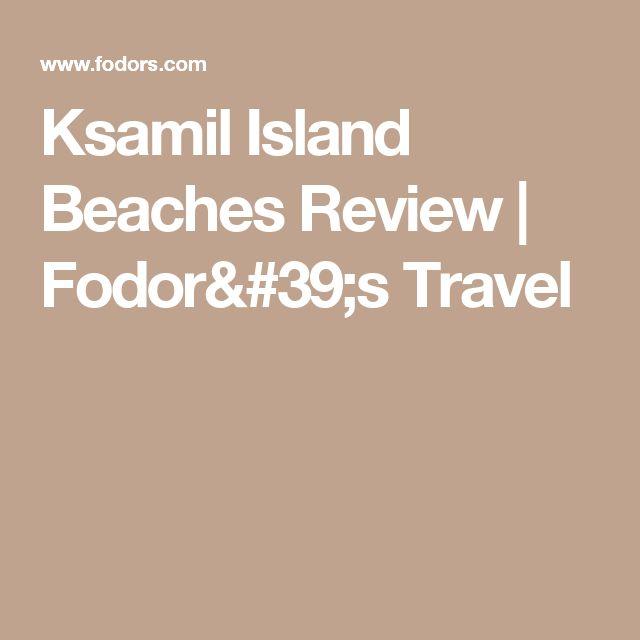 albania beach ...Ksamil Island Beaches Review | Fodor's Travel