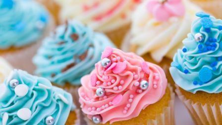 Vanille Cupcakes 1. Probe