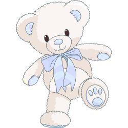 Les 18 meilleures images du tableau stickers ourson pour enfants sur pinterest stickers b b - Decoration ourson pour bebe ...