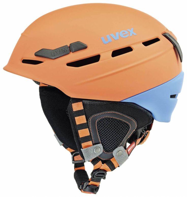 Sportolino Angebote uvex Helm p.8000 Tour (Größe: 55-59 cm, 84 orange/blue mat): Category: Fahrrad>Fahrradhelme>Fahrradhelme…%#sport%