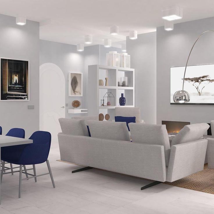 41 отметок «Нравится», 2 комментариев — Susana Lozano Interiorismo (@interiorismo.susana.lozano) в Instagram: «Proyecto en #javea #furniture  #deco #designdeinteriores #summerstyle #sofa #greyhouse #decoration…»