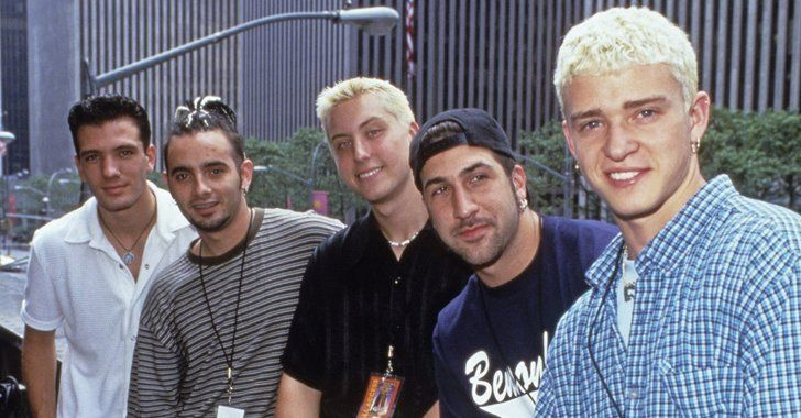 nsync From The Beginning: How The Best Boy Band Of The 90s Came To Be  #nsync
