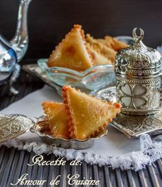 samsa laadjine, gâteaux algériens