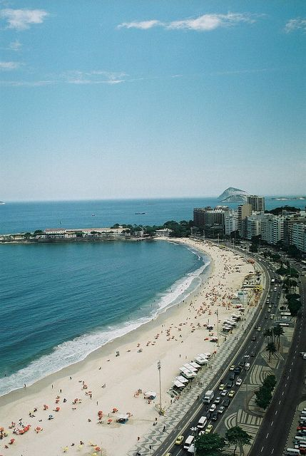 Brazil - Copacabana  - Rio de Janeiro