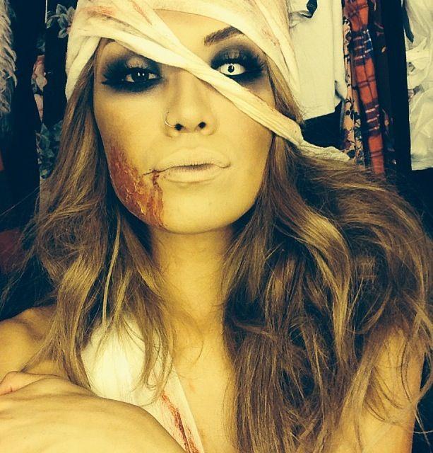 halloween makeup ideas unique