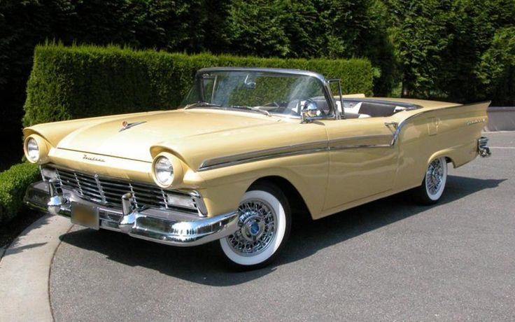 1957 Ford Hardtop
