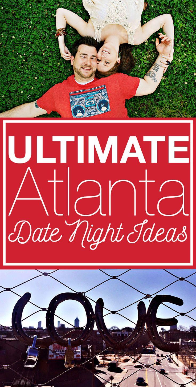 Discover Atlanta | ATL Insider Blog: The Ultimate List of Date Night Ideas in Atlanta #Atlanta #DiscoverAtlanta #DiscoverATL #AtlantaThingstoDo #Travel #wanderlust #Georgia #datenight #datelocations #singles