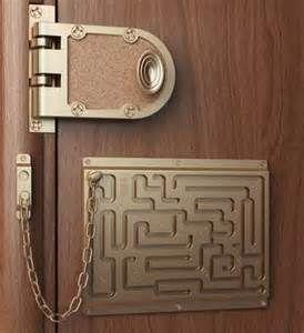 25 ide terbaik front door locks di pinterest penyimpanan