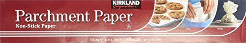 Kirkland Signature Non Stick Parchment Paper, 205 sqft *** Be sure to check out this awesome product.-It is an affiliate link to Amazon.