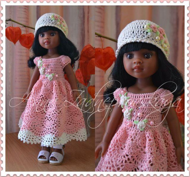 Наряды,расшитые в стиле рококо, для малышек Паолочек. / Одежда для кукол / Шопик. Продать купить куклу / Бэйбики. Куклы фото. Одежда для кукол