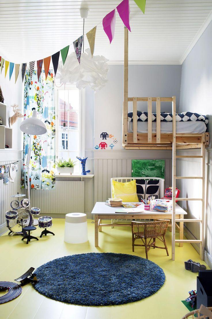 Boys loft bedroom ideas   best bedroom images on Pinterest  Child room Bedroom ideas and