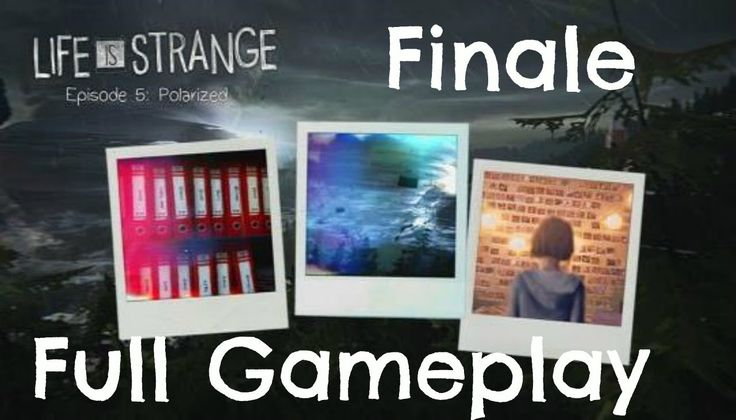I CRY SO HARD | Life is Strange Ep. 5 Polarized (FINALE)