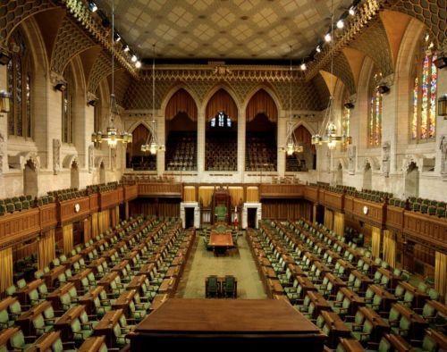 Parliament of Canada - Tours