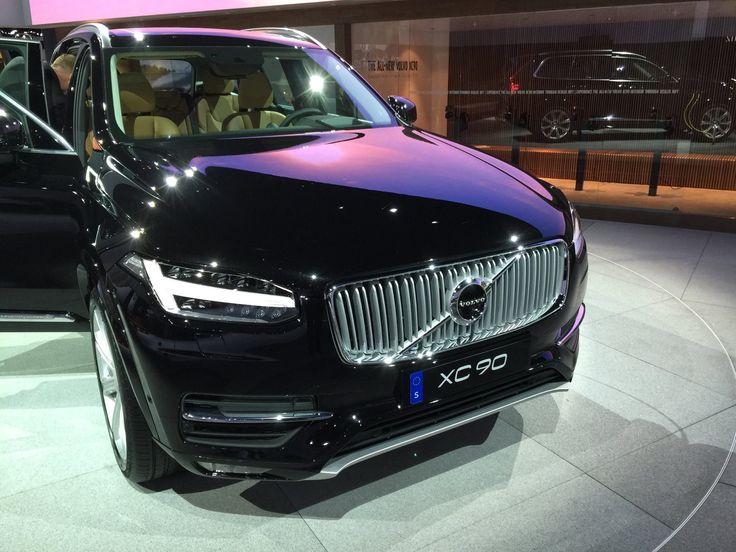 17 Best Images About Kline Volvo At The 2014 La Auto Show