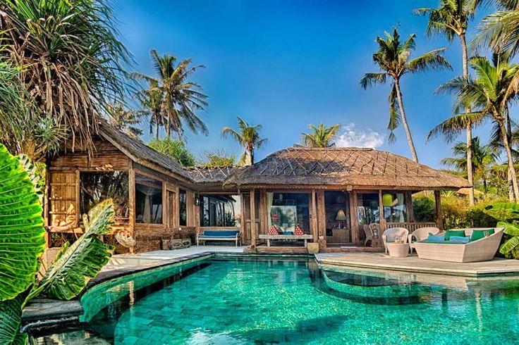 Sejuk Beach Villas | 2 bedroom | Canggu, Bali #swimmingpool #holiday #vacation #summer #villa #bali #indonesia