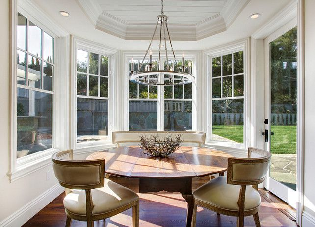 130 best images about future dream home ideas breakfast for Sunroom breakfast nook