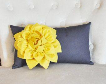 Almohada decorativa tirar Almohadas almohada Lumbar por bedbuggs