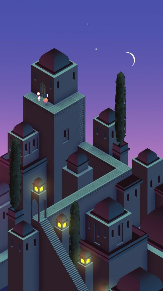 Why Monument Valley II Is The Most Beautiful Mobile Game Of 2017 – game science