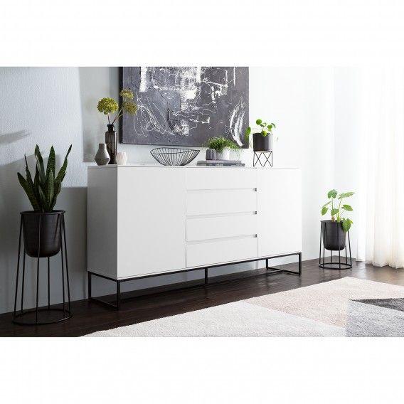 Sideboard Zaddy Ii Kaufen Home24 In 2020 Haus Deko Haus Sideboard Modern