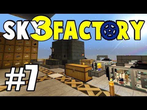 http://minecraftstream.com/minecraft-gameplay/auto-ingots-auto-crafter-auto-sorting-sky-factory-3-minecraft-lets-play-gameplay-pc-e07/ - Auto Ingots, Auto Crafter & Auto Sorting | Sky Factory 3 | Minecraft Let's Play Gameplay PC | E07  Minecraft Sky Factory 3 Gameplay • Next Episode ► https://youtu.be/WGOdUf2q8kE • Previous Episode ► https://youtu.be/TtcIiQ6nQGs • Playlist ► http://bit.ly/MinecraftSkyFactory3S01 • Seed ► -3524672199916749463 • Soartex Fanve