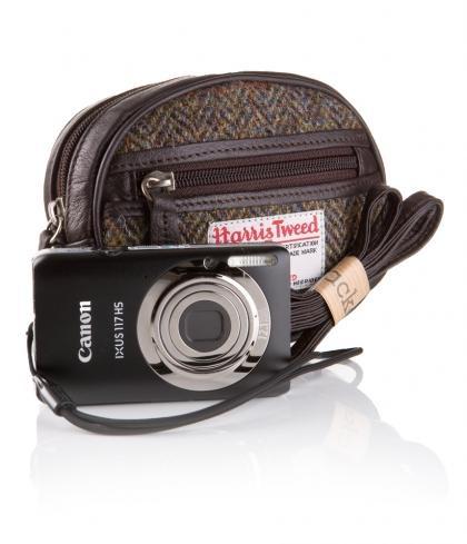 Harris Tweed Camera Case - Cam