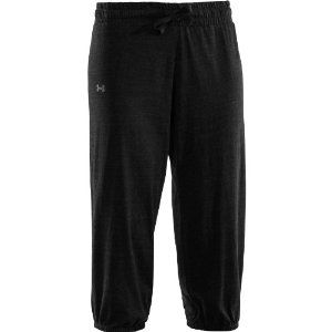 Women's Charged Cotton® Undeniable Capri Bottoms by Under Armour by Under Armour. $39.99. Cotton-rich tri-blend fabric has a soft, athletic feel for superior comfort and performance. Signature Moisture Transport System wicks sweat to keep you cool, dry, and light. Anti-microbial technology eliminates odors to keep your gear fresher, longer. Lightweight, stretch construction improves mobility & is perfect for layering. More relaxed style offers a roomier athletic fit & m...
