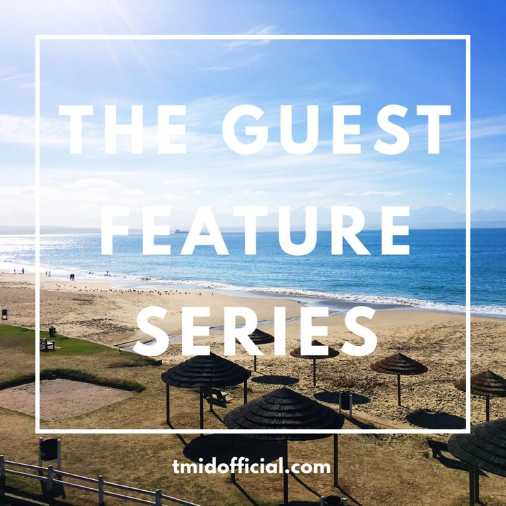 Guest feature series on TMId blog. tmidofficial.com