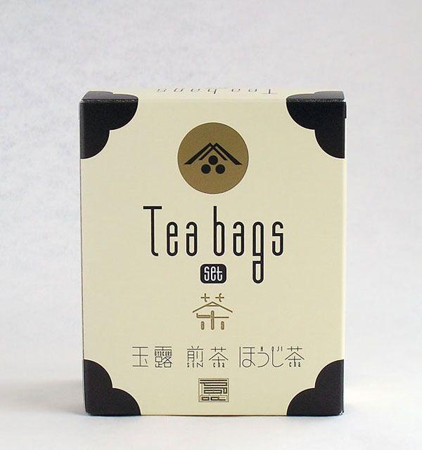 japanese tea bags |