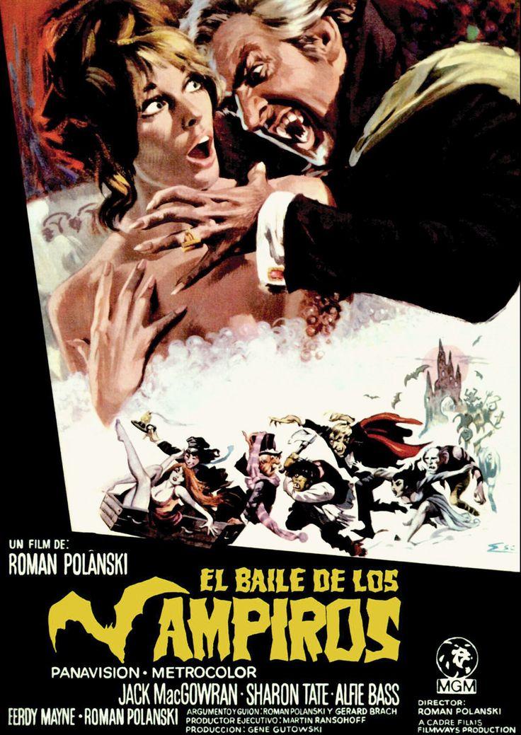 1967 - El baile de los vampiros - The fearless vampire killers - tt0061655