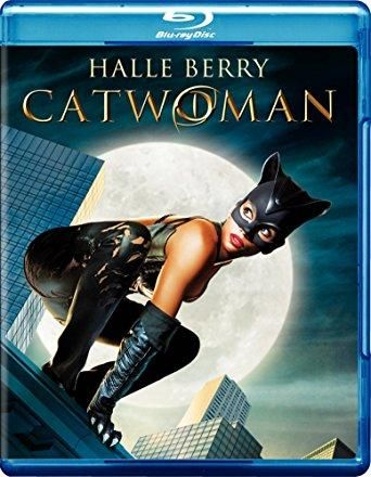 Catwoman(2004/Blu-Ray/WS-2.35) Halle Berry, Benjamin Bratt, Sharon Stone, Lambert Wilson, Frances Conroy